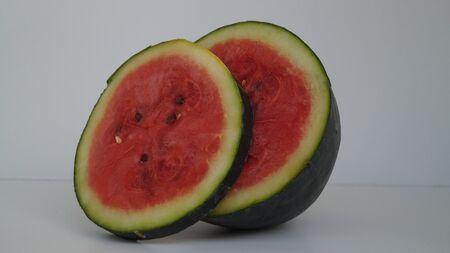 Fresh watermelon and juice 版權商用圖片