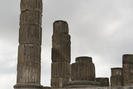 pompeii: Ancient pompeii ruins