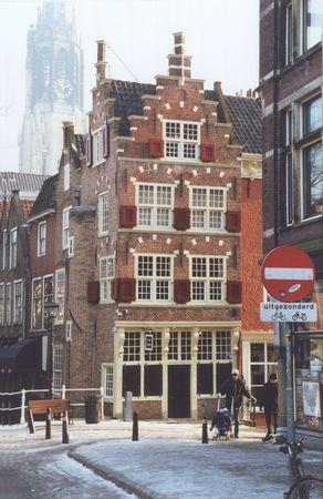 huis in Delft