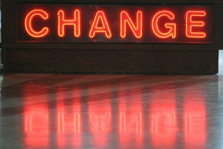 renewing: Change