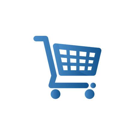 Shopping cart icon. Shopping cart vector, Trolley Logo, Shopping Cart Logo, web icons