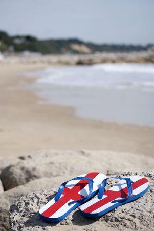 British Patriot holiday photo
