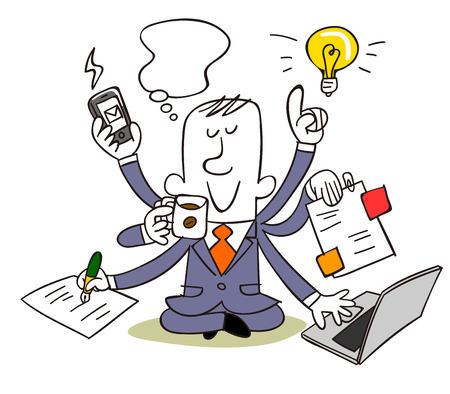empresario: Empresario multitarea