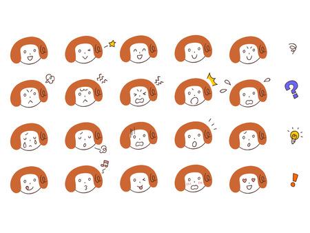 assentiment: 20 types d'expression des femmes
