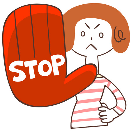 scold: Young women to stop