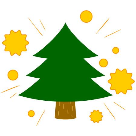 rhinitis: Cedar trees that spread the pollen