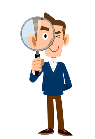vigilance: Men under the magnifying glass