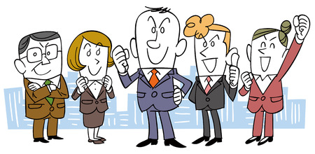 corporate team: Corporate team