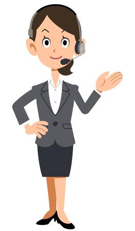 operator: Operator to introduce women
