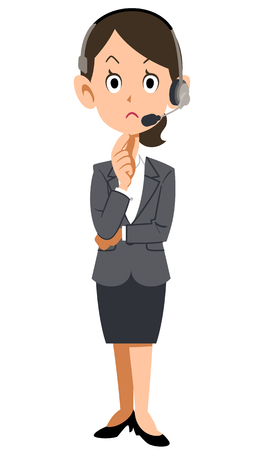 operators: Operators think about women Illustration