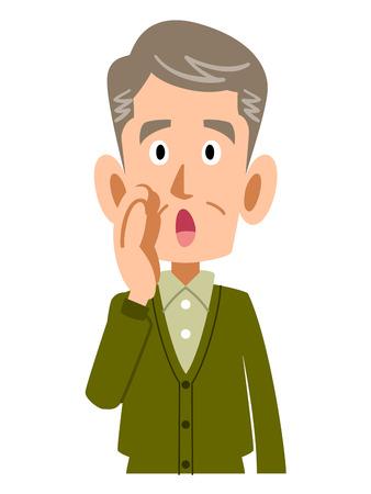 older: older man calls