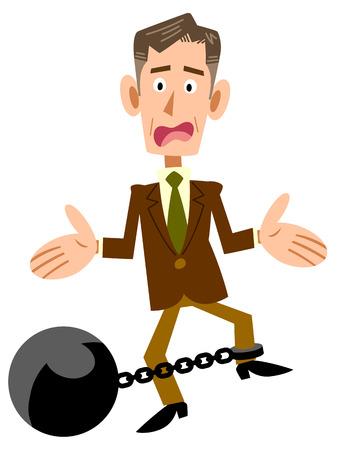 prisoner of war: Businessman Uncle drags troubles