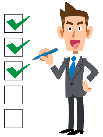 Checklist corporate smile