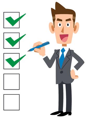 Checklist corporate smile