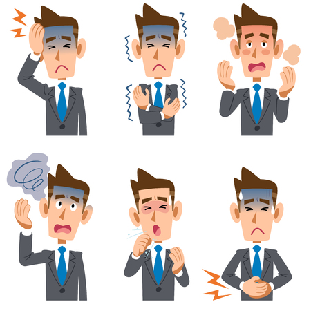 sick kind: The symptoms of the corporate sick six
