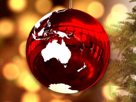 Christmas In Australia Background.Australia Christmas Stock Photos And Images 123rf