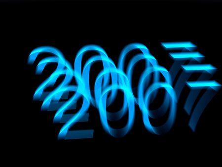 cronologia: Una imagen de la celebraci�n del a�o 2007.