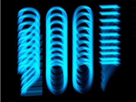 chronologie: Une image c�l�bre l'ann�e 2007.