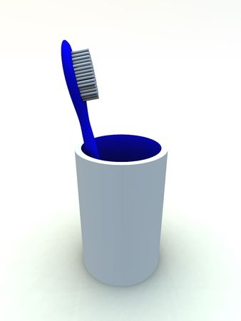 toothcare: An image of a toothbrush for oral hygiene.