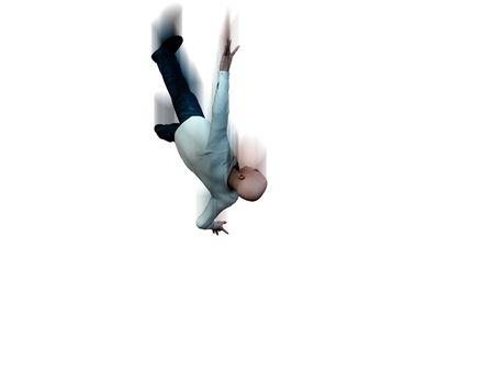 falling man: Falling Man