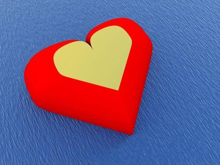 involving: L'immagine di un simbolo nel cuore un po 'd'acqua, sarebbe un bene per le immagini che coinvolgono i concetti e San Valentino
