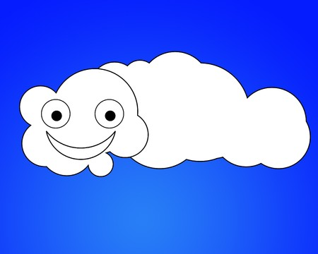 contended: Happy Cloud