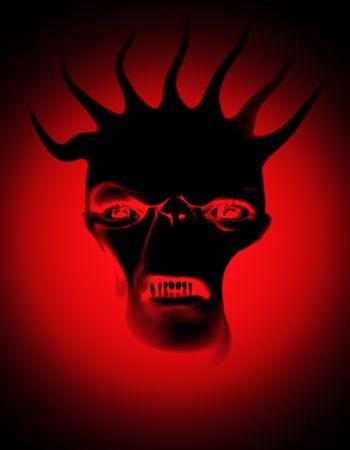 horrifying: Monster Head