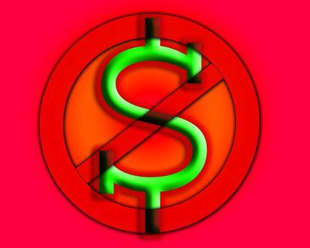 Concept image representing anti capitalism. Stock Photo - 4873588