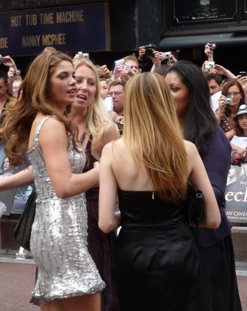 eventful: LONDON - July 1: Ashley Greene  at Twilight Eclipse Premiere July 1st, 2010 in Leicester Square London, England.