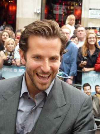 celeb: LONDON - July 27: Bradley Cooper at A Team Premiere July 27th, 2010 in Leicester Square London, England.