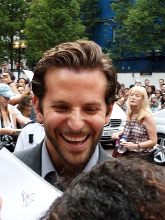 eventful: LONDON - July 27: Bradley Cooper at A Team Premiere July 27th, 2010 in Leicester Square London, England.