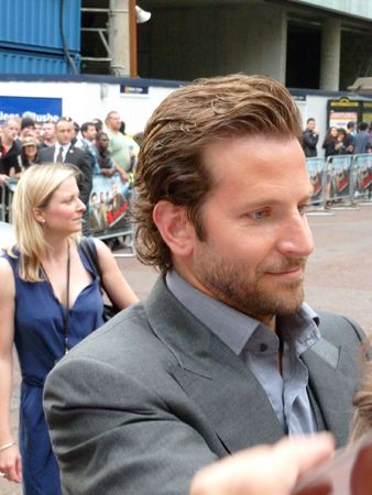 LONDON - July 27: Bradley Cooper at A Team Premiere July 27th, 2010 in Leicester Square London, England. Stock Photo - 7482963