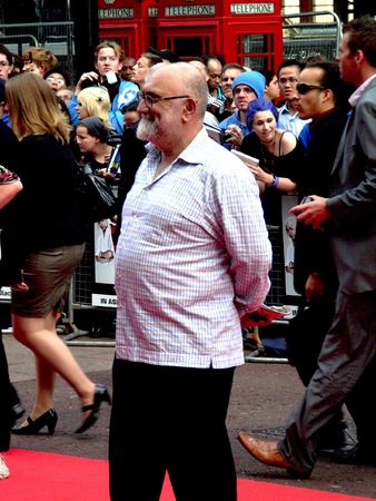 celeb: LONDON - August 18: Alexei Sayle at Scott Pilgrim Vs The World Premiere August 18th, 2010 in Leicester Square London, England.