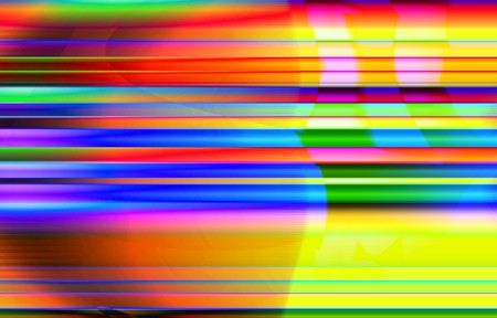 Abstract colour background constructed out of lines.