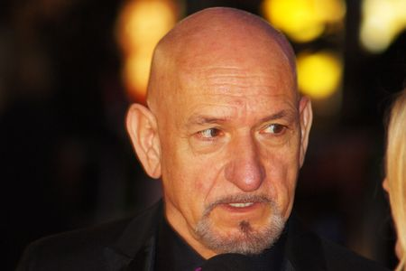 thespian: LONDON - October 11: Sir Ben Kingsley At The Never Let Me Go Premiere October 11, 2010 in Leicester Square London, England.  Editorial