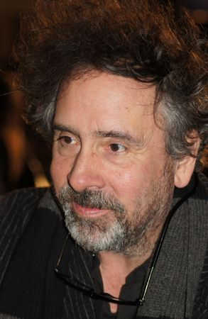 celeb: LONDON - October 21: Tim Burton At The Kings Speech Premiere October 21, 2010 in Leicester Square London, England.                      Editorial