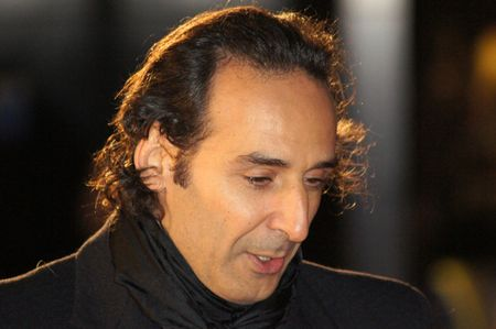 LONDON - October 21: Alexandre Desplat At The Kings Speech Premiere October 21, 2010 in Leicester Square London, England.