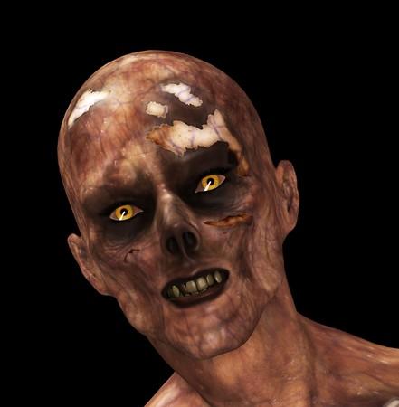 decompose: Zombie
