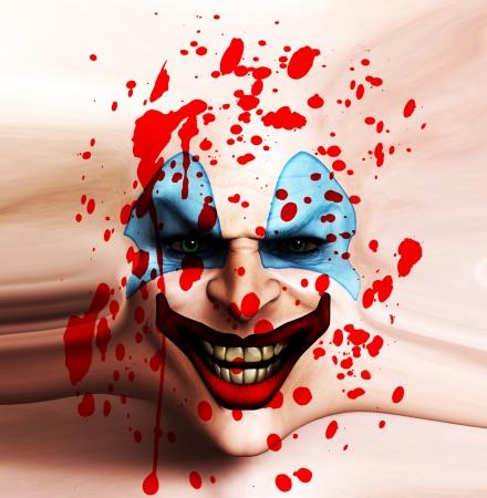 clownophobia: Creepy Clown