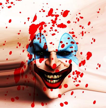 clownophobia: Creepy Payaso