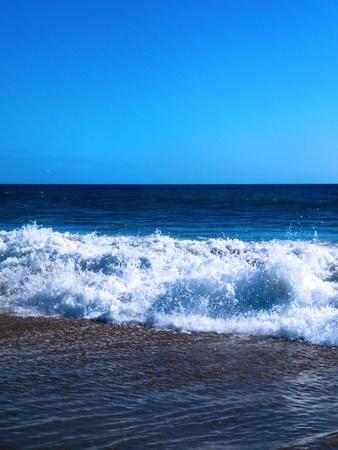 A view of the beach in Maspalomas in Gran Canaria. Stock Photo - 10569536
