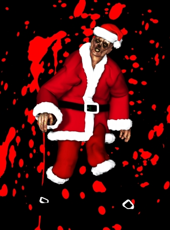 putrid: A festive Zombie for the Christmas Holiday