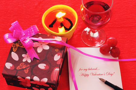 preparation for the beloved valentine gifts, valentine day is appropriate for the article and all design related to Valentines Day photo