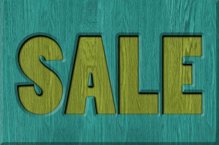 Sale signs, background Stock Photo - 22507700