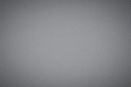 Grey nylon fabric  texture background.