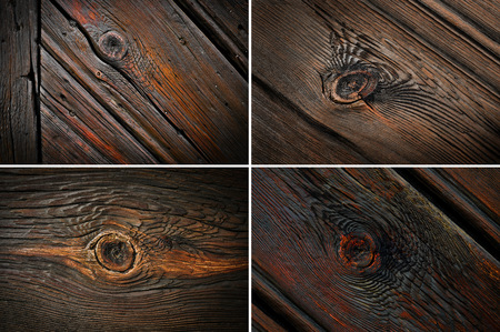 set wooden texture background photo