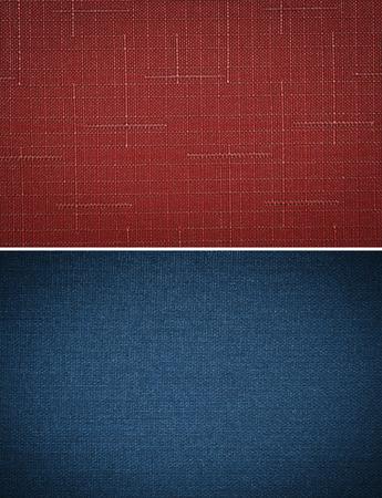 fabric texture background, set photo