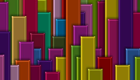 abstract colors tile background photo