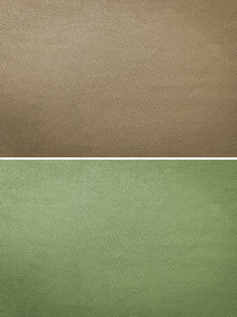 set texture of artificial leather background photo