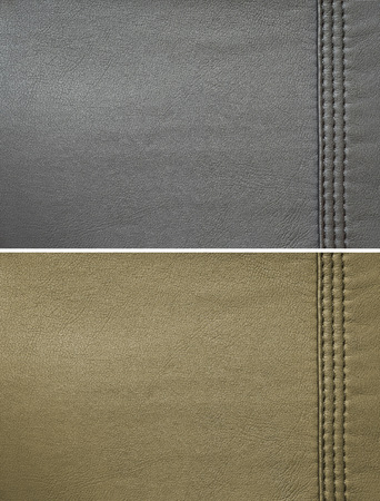 groupings: set texture of artificial leather background